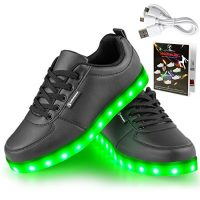Tenis con Luz Led de Adulto