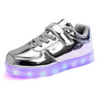 zapatillas niños con luces