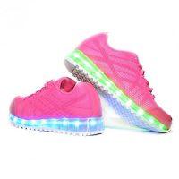 zapatos con luces niña