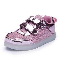 zapatillas luces led niña