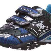 Geox JR Light Eclipse, Zapatillas para Niños