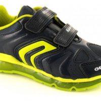 Geox J Android Boy D, Zapatillas para Niños