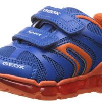 Geox J Android C, Deportivas con Luces Led