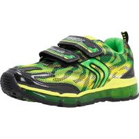 Geox J Android A, Zapatillas Infantiles con Luces