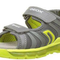 Geox J Sandal Android Boy B, Sandalias para Niños