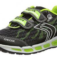 Geox J Shuttle Boy A – Zapatos para niños