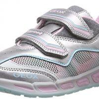 Geox J Shuttle Girl B, Zapatillas para Niñas