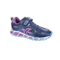 Geox J Shuttle Girl D, Zapatillas para Niñas