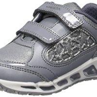 Geox J Shuttle A, Zapatillas para Niñas