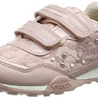 Geox Jr New Jocker Girl, Bambas Led Niñas
