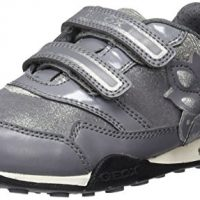 Geox Jr New Jocker, Zapatillas con Luces