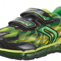 Geox J ANDROID BOY A, Tenis Led Niños