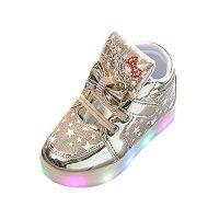 zapatos luces niña
