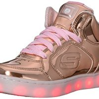 Skechers Energy Lights, Botines Niñas con Luces