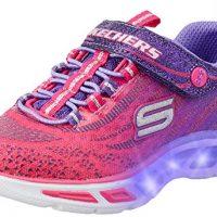 Skechers Litebeams, Zapatillas de Deporte Niñas