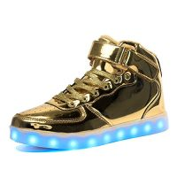 zapatillas niño luces