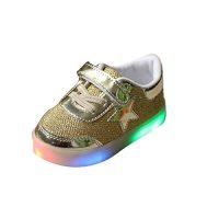 zapatillas de luces niña