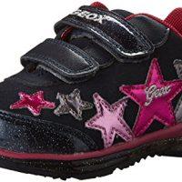 Geox, Zapatillas para Niña con Luces de Colores