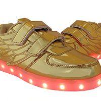 zapatillas con luces para niñas