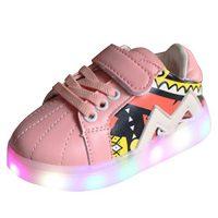 zapatillas niña luces