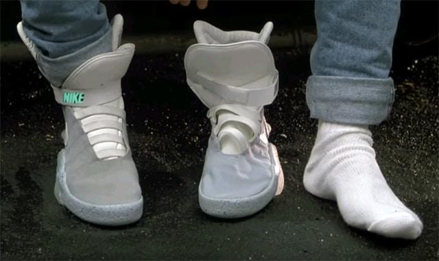zapatillas nike mag regreso futuro