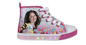 zapatillas soy luna con luces led