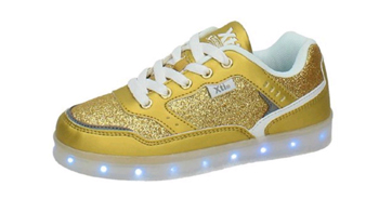 zapatillas led xti
